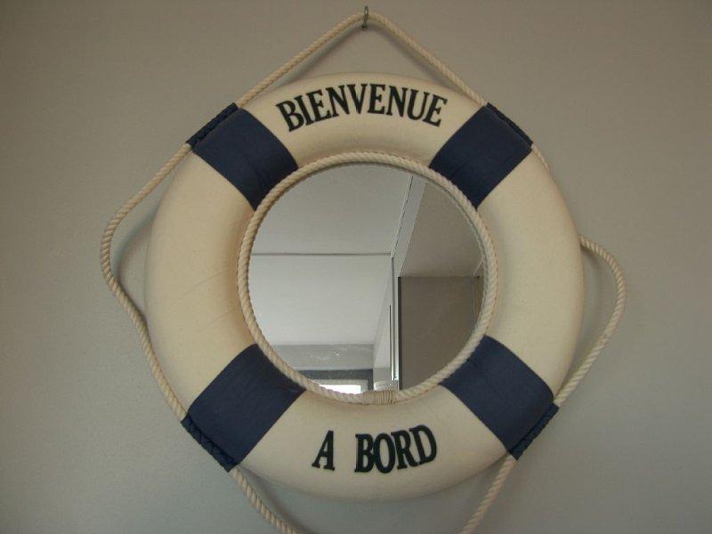 Appartement au bout du Vieux Port, casa vacanza a Marsiglia