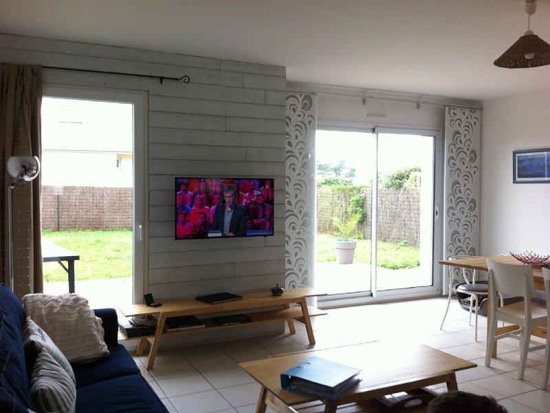 Maison calme proche de la mer, holiday rental in Erdeven