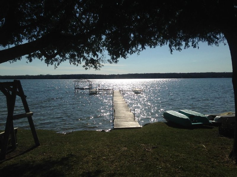 Lakefront Cottage with Sensational Sunsets!, holiday rental in Door County