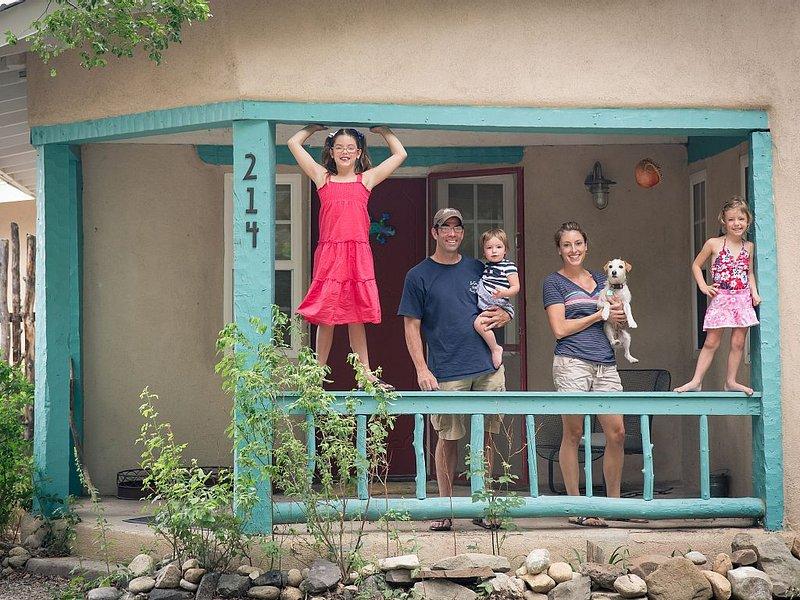 Adobe House Near the Plaza, holiday rental in Ranchito