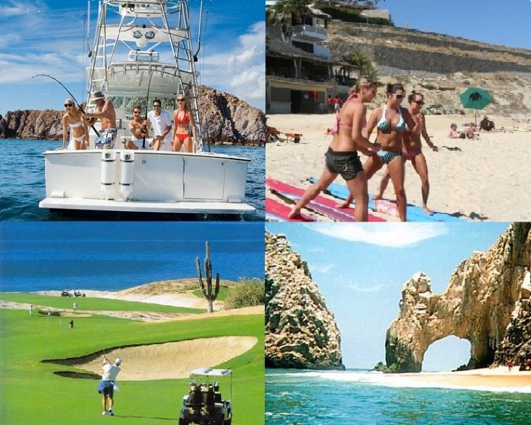Deep sea fishing, surf lessons, world class golf, & lands-end minutes away