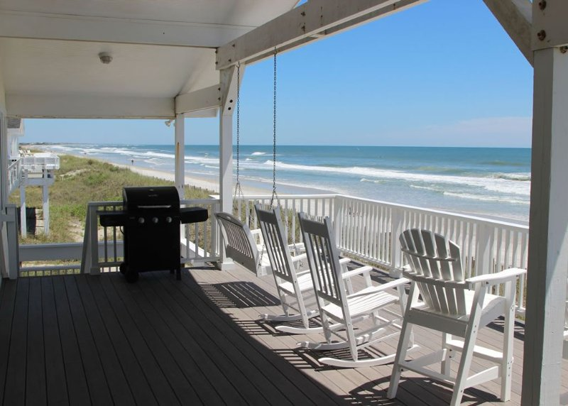 It doesn't get any better than this!, vacation rental in Wrightsville Beach
