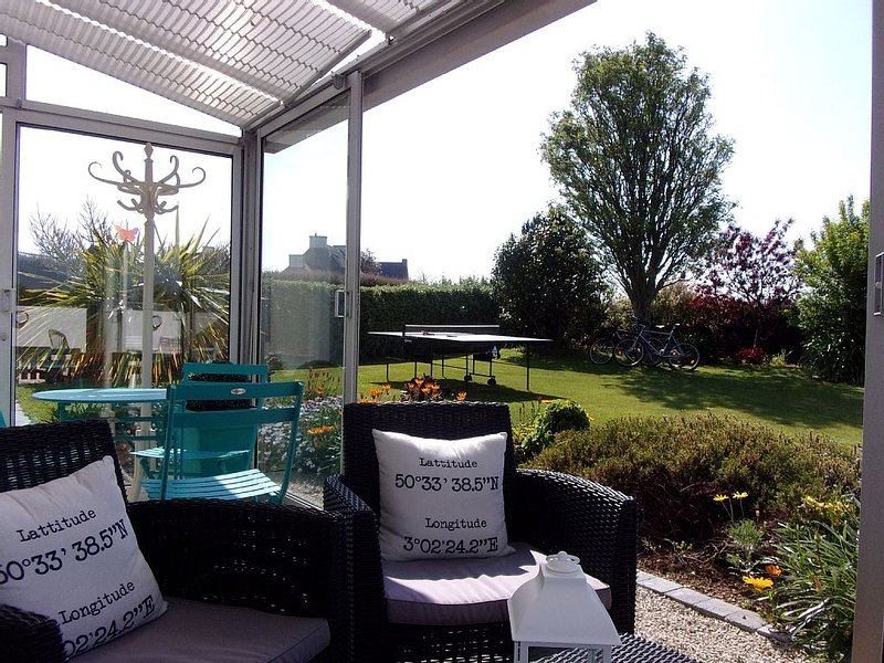 nearby holiday home Carantec, ranked 3 stars., vakantiewoning in Taule