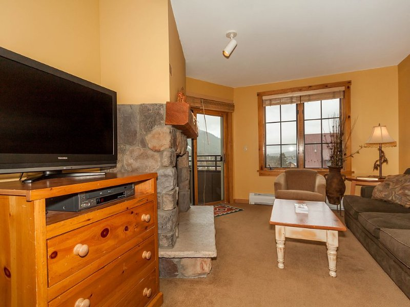 1 Bedroom Condo, Mountain Views, Granite Counters, Stainless Steel Appliances, vacation rental in Keystone