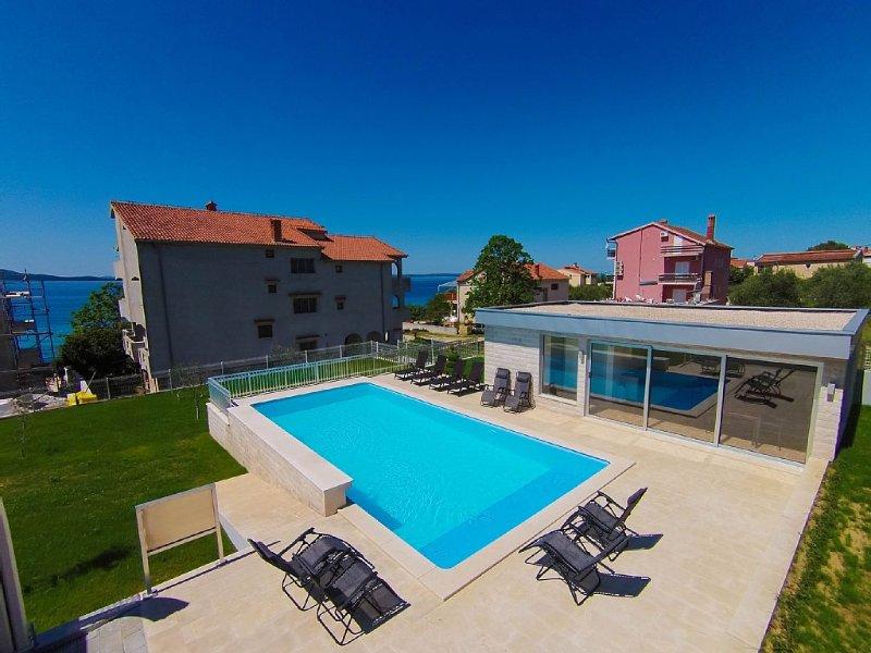 Traumapartment am Meer - Komfort Apartment 1 Schlafzimmer, vacation rental in Kozino