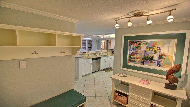 'Live the Dream' in This 3 Bedroom - 3 Bath Condo, alquiler de vacaciones en Isla del Padre Sur