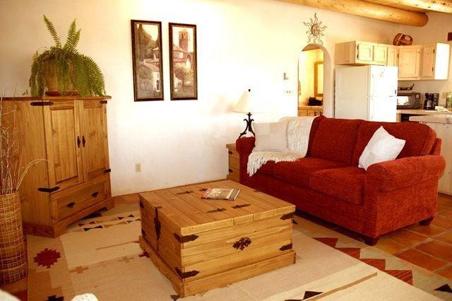 Tasteful southwest furnishings
