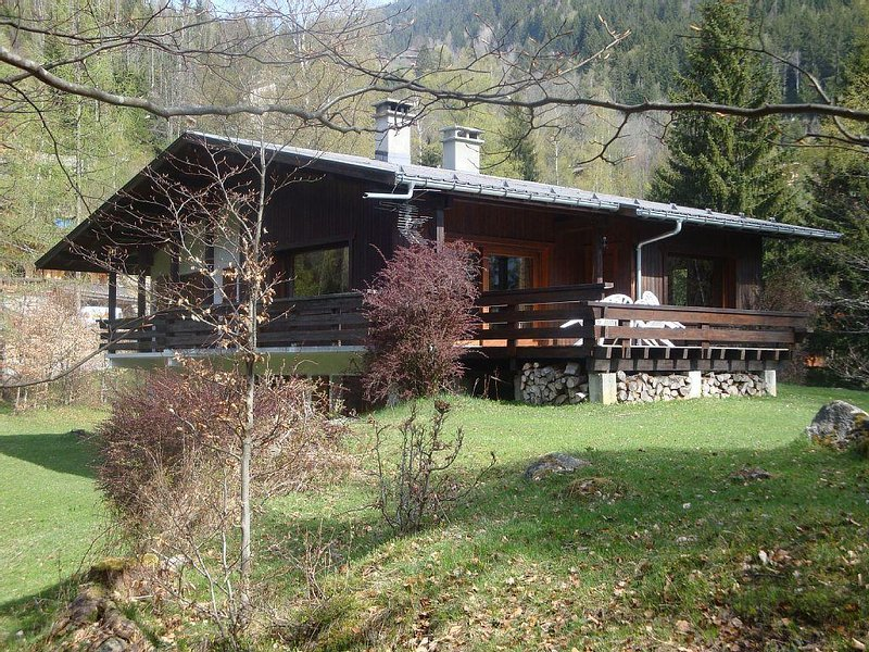 Grand chalet, location and exceptional panorama Chamonix valley, holiday rental in Les Houches
