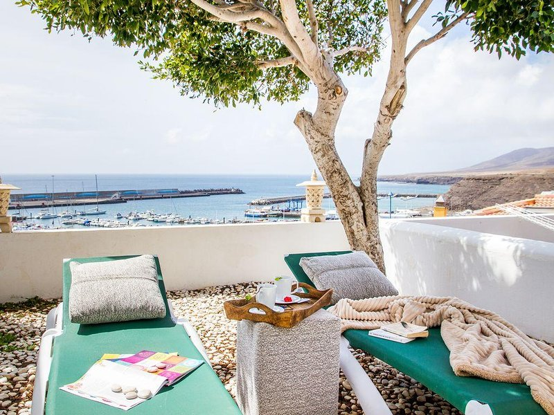 Ferienhaus mit traumhaftem Blick, vacation rental in Morro del Jable