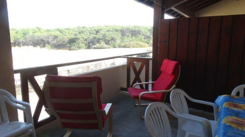 Appartement (38) 2 chambres, alquiler de vacaciones en Vielle-Saint-Girons