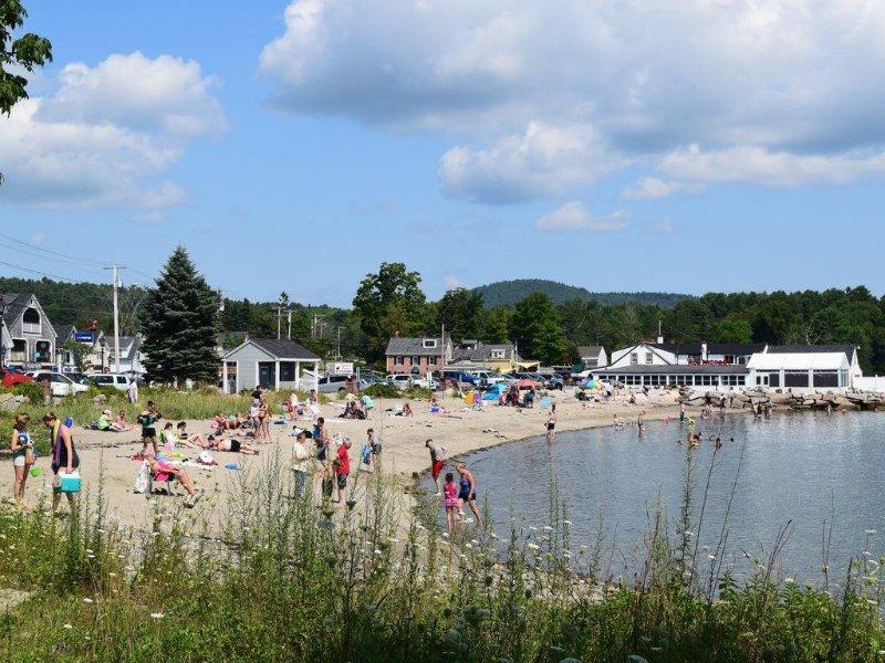 Maine Midcoast Vacation at Lincolnville Beach, alquiler de vacaciones en Islesboro