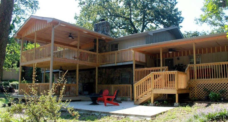 Long Term Corporate Rental Near I-75 & Downtown 'nooga (Special Spring Rates), vacation rental in Chattanooga