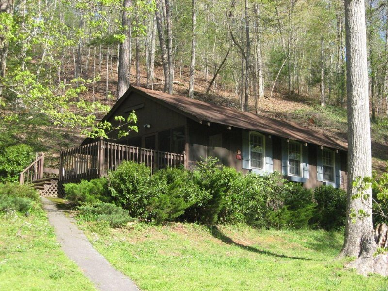 Blue Shutter Cottage at Bear Paw - Great Mountain Getaway!, vacation rental in Murphy