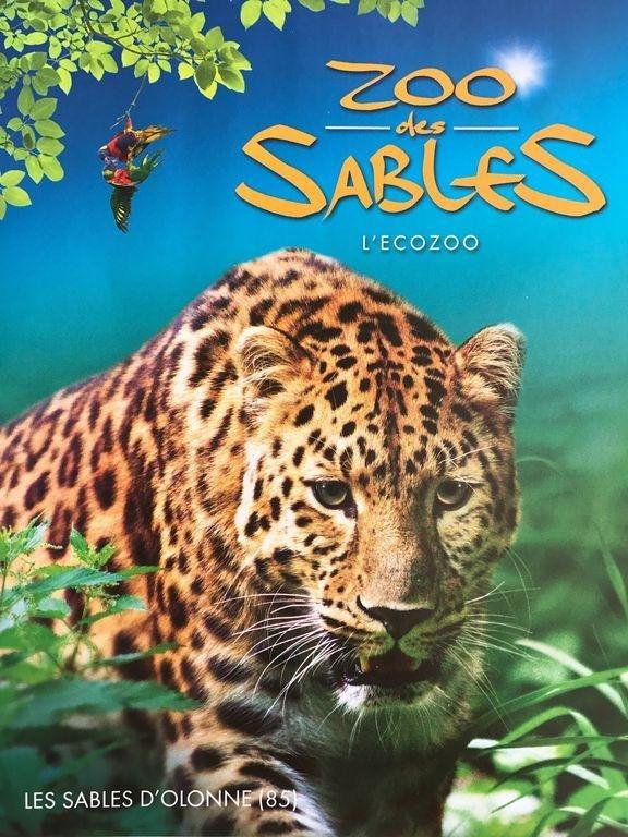 Zoo des Sables à quelques minutes de l'appartement