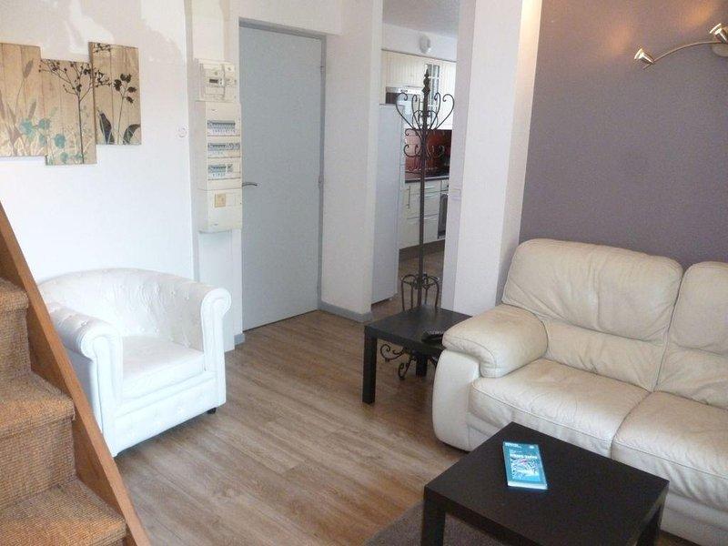 Appartement  très proche des Thermes avec  parking privé gratuit, holiday rental in Thonon-les-Bains