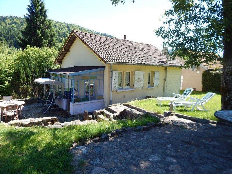 Bel maison au coeur des Vosges du Sud, proche mille étangs, vacation rental in Haute-Saone