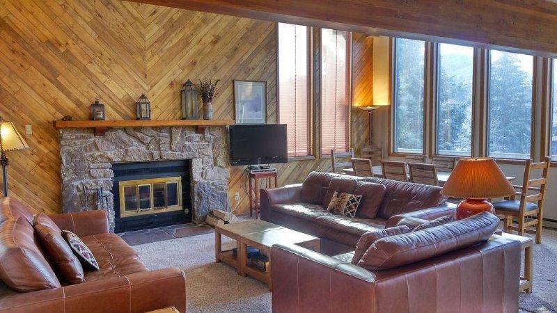 Cozy Avon Townhouse w/ FREE WiFi, Private Garage, Sauna, location de vacances à Avon