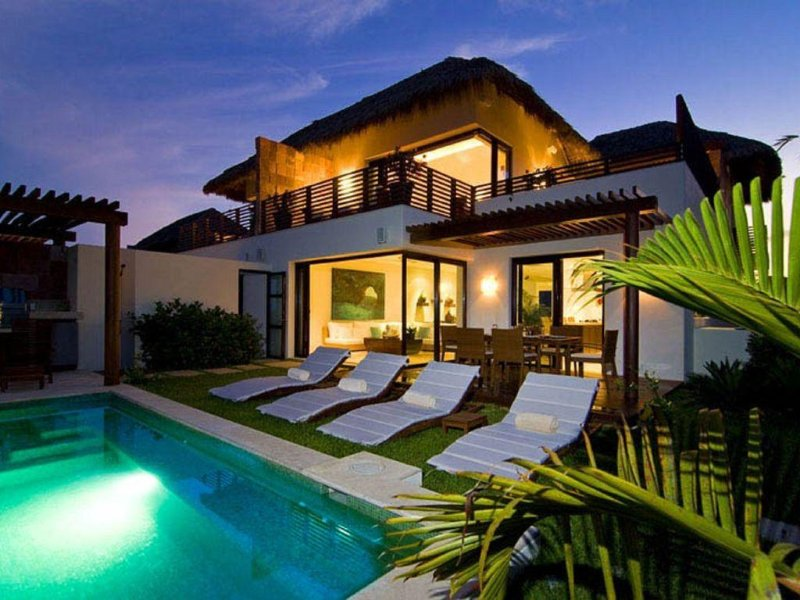 Direct Pano Ocean Views- In Gates, Premier Club Member, St. Regis next door, location de vacances à Punta de Mita
