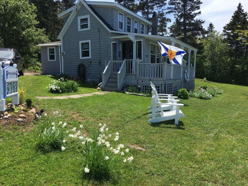 Parkers Cove - Escape everyday life in this charming Nova Scotian cottage, holiday rental in Annapolis Royal