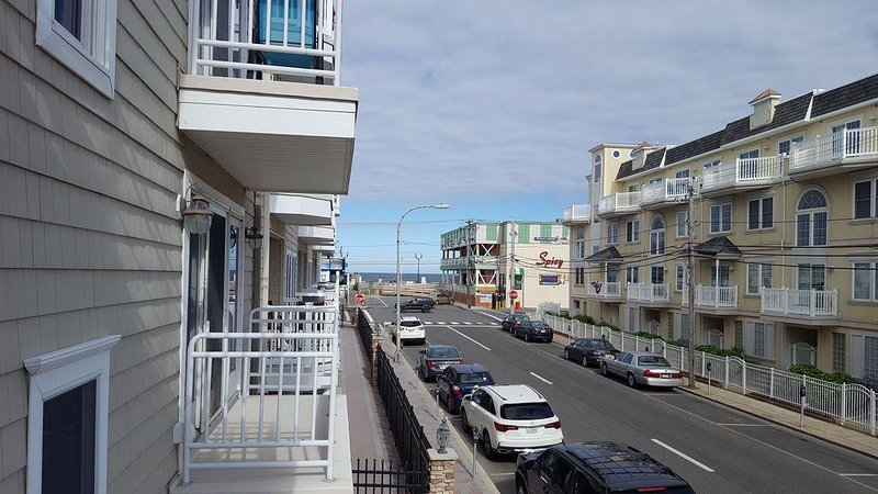 Ocean View from Front Balcony