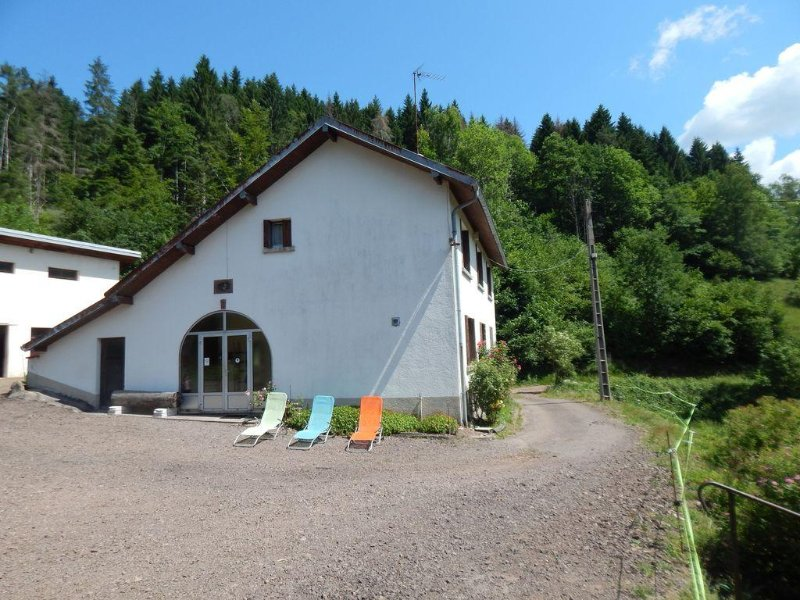 Bel ferme au coeur des Vosges du Sud à côté du plateau des milles étangs, holiday rental in Ronchamp
