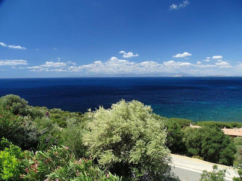 Villetta con vista spettacolare sul mare, holiday rental in Terra Mala
