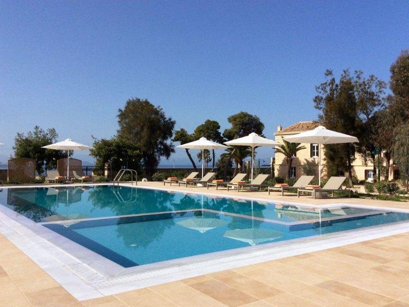 Villa Vithania, a heritage listed, luxury home in Aegina., alquiler vacacional en Islas de Golfo Sarónico