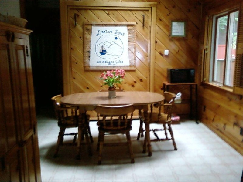 Fun with Family and Friends, vacation rental in Raymond