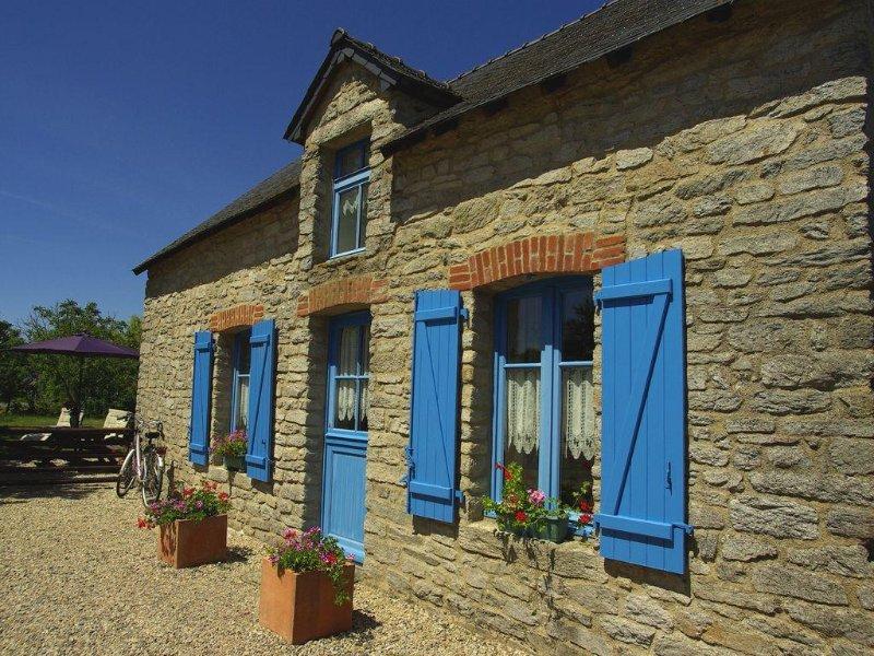Gîte 3* à 2 pas de Kerhinet entre marais salants de Guerande et marais de Brière, location de vacances à Saint-Lyphard