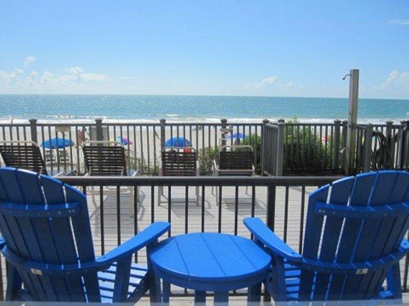 Horizon East - Ground floor condo - no need for elevators - no steps to climb!, location de vacances à Garden City Beach