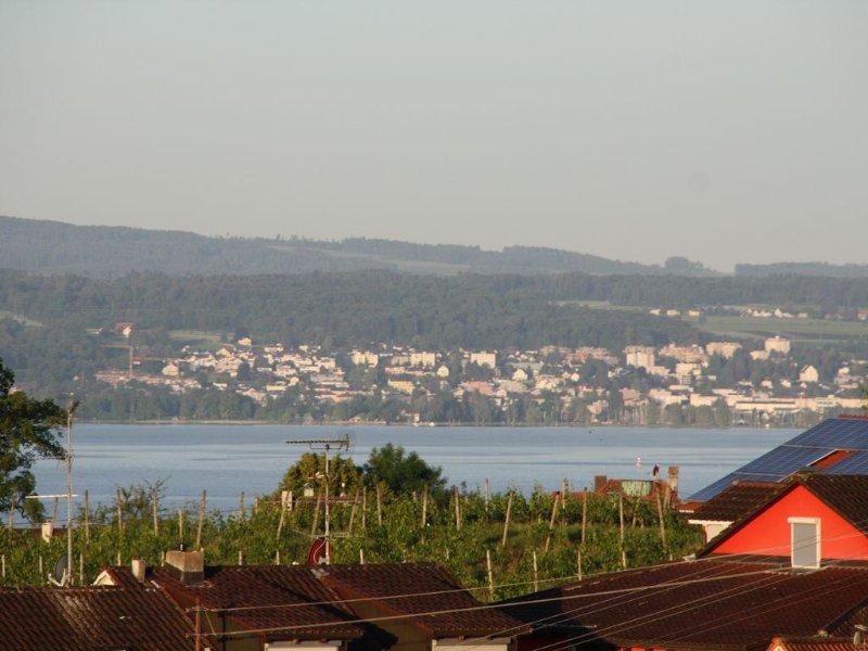 Seesicht Terrasse