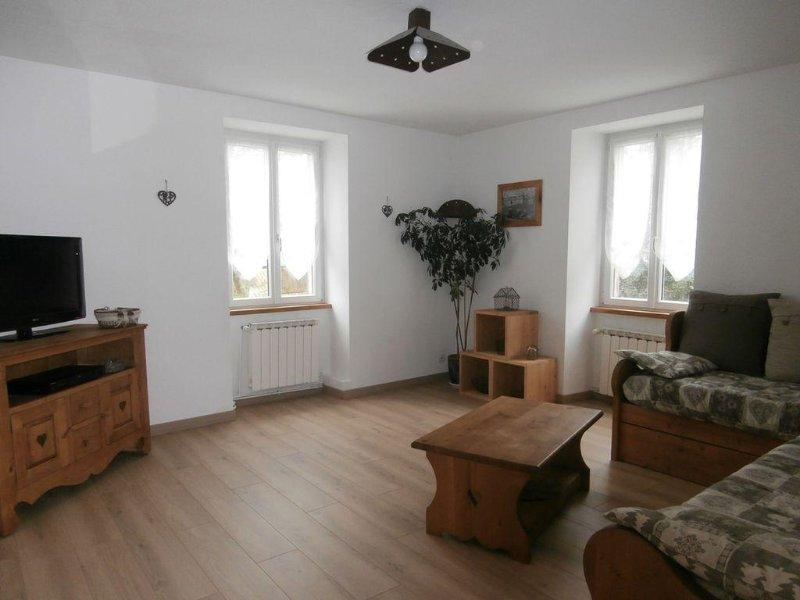 Gîte à UNGERSHEIM, berceau de l'Ecomusée d'Alsace, entre Mulhouse et Colmar., casa vacanza a Guebwiller