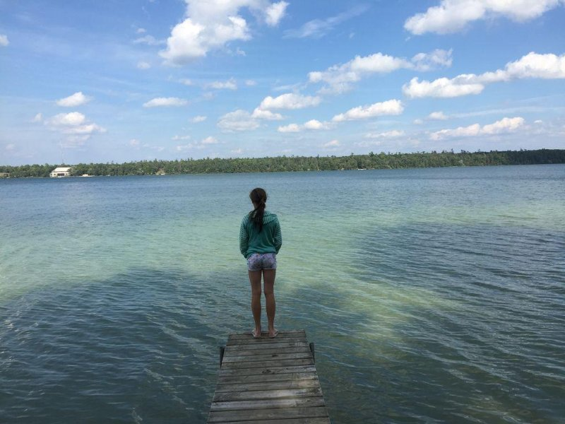 Green Lake – Listen To Concerts From The End Of Our Private Dock, alquiler de vacaciones en Interlochen