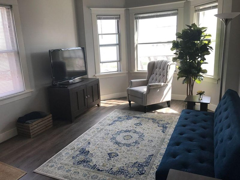 Comfortable Downtown Condo, alquiler de vacaciones en Salt Lake City