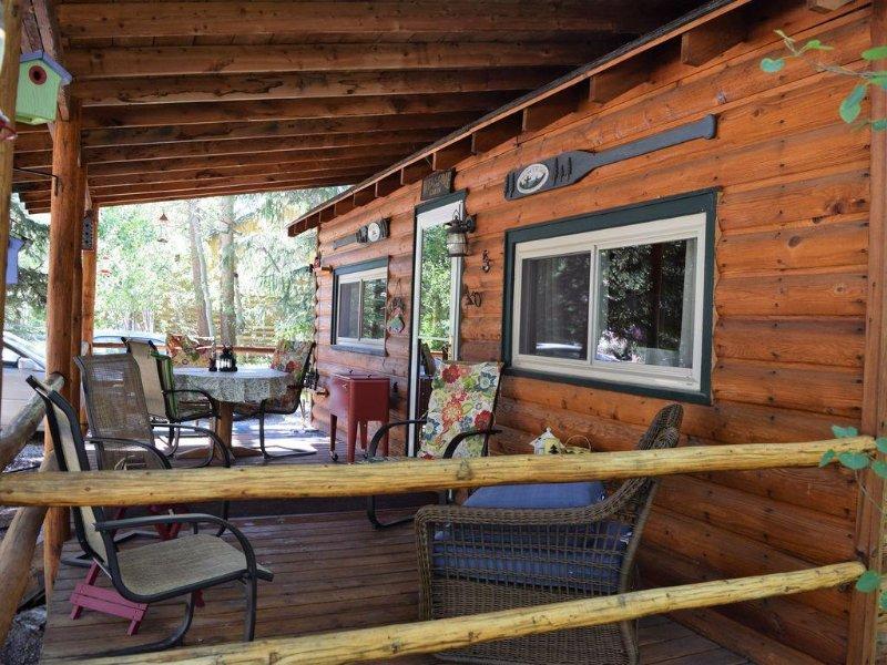 Grand Lake Lemmon Lodge #5, holiday rental in Grand Lake
