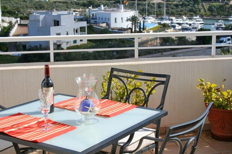 Luxury penthouse apartment in Cala d'Or, Mallorca, Balearic Islands, location de vacances à Cala d'Or