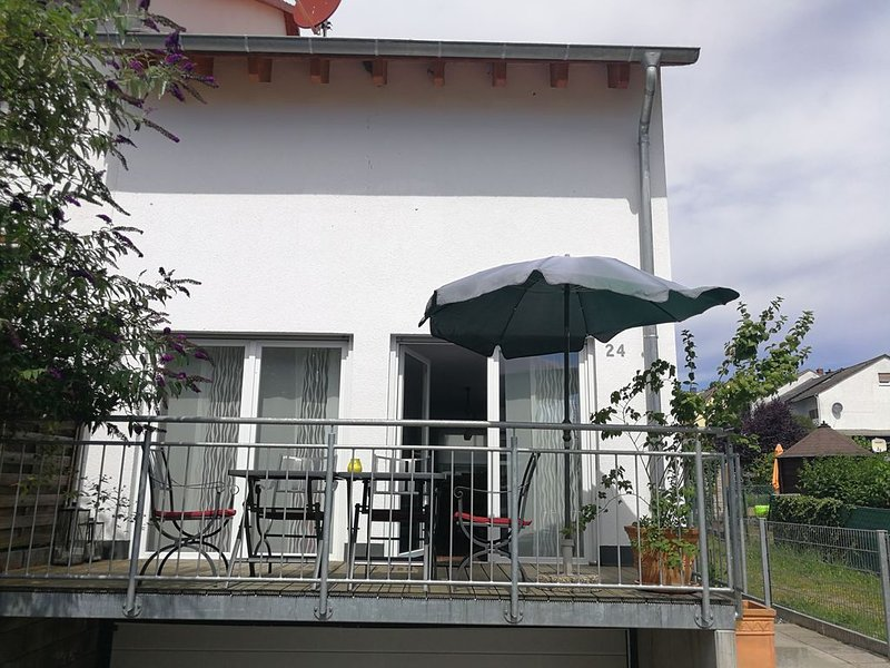 Ein ganzes Haus für Sie allein! Nach neustem Standard ausgestattet, alquiler vacacional en Eltville am Rhein