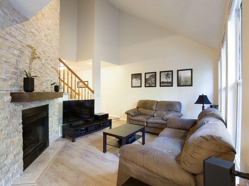 Newly Renovated Ski Home with Spa Close to Snowbird/Alta/Solitude/Brighton, alquiler de vacaciones en Salt Lake City