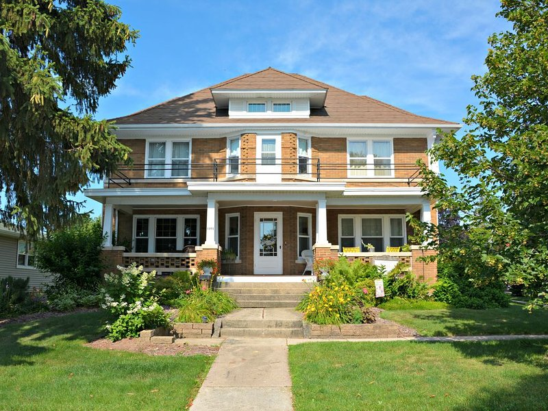 A Home Away from Home in the Quaint Village of New Glarus, casa vacanza a New Glarus