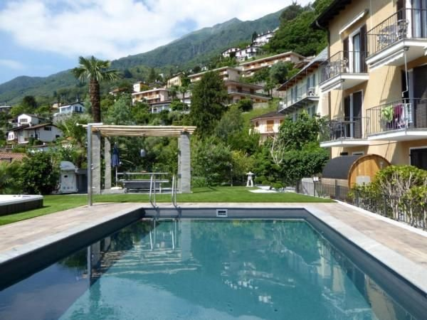 Vacation home Brissago for 2 - 4 persons with 2 bedrooms - Holiday apartment, vacation rental in Brissago