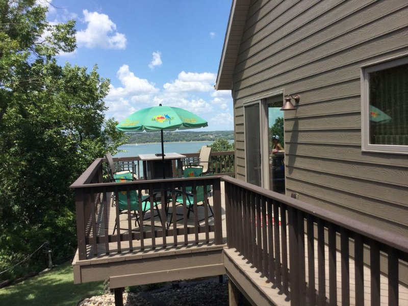 Lake house with spectacular lake view, holiday rental in Nebraska