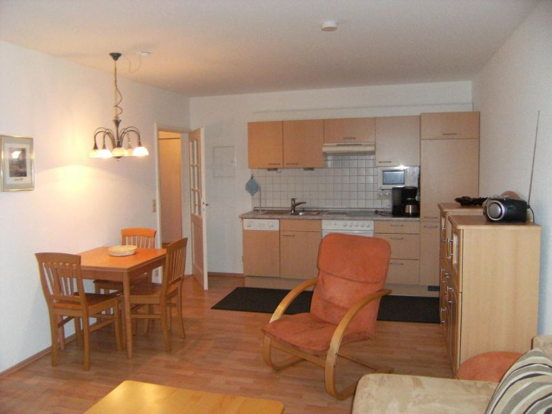 The well-appointed Non smoking apartment is equipped with 1 bedroom with double, alquiler de vacaciones en Cuxhaven