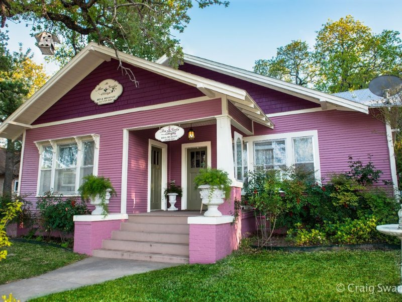 Pet-friendly Home Located 3 Blocks From Downtown Weatherford That Can Sleep 6, location de vacances à Weatherford
