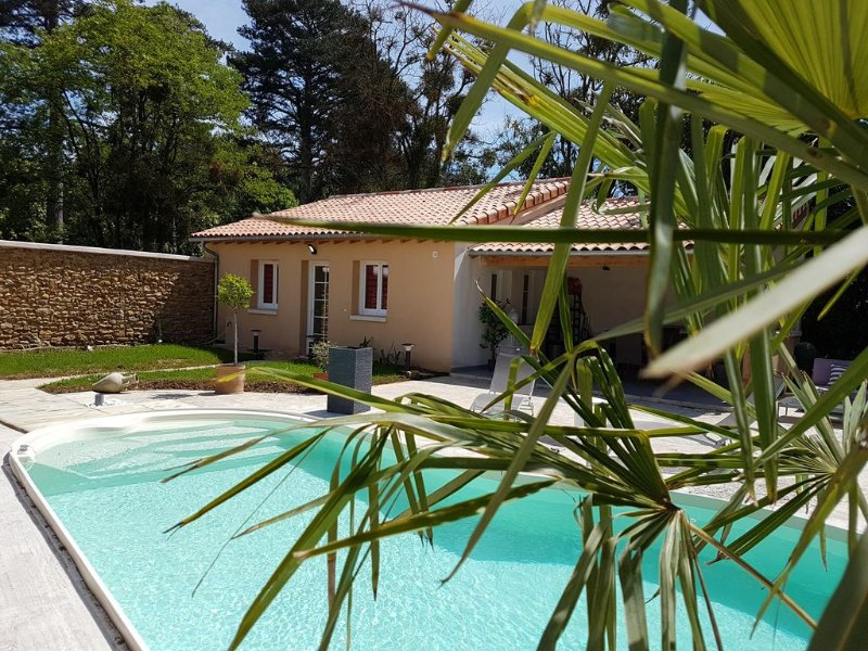 Gîte de campagne au pays du Futuroscope, holiday rental in Savigny-Levescault