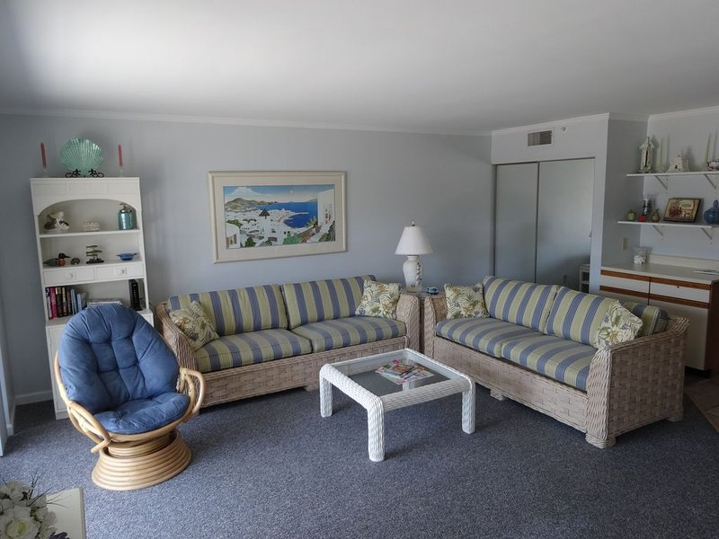 Ocean block, steps to beach, 2BR 2B Midtown, location de vacances à Ocean City