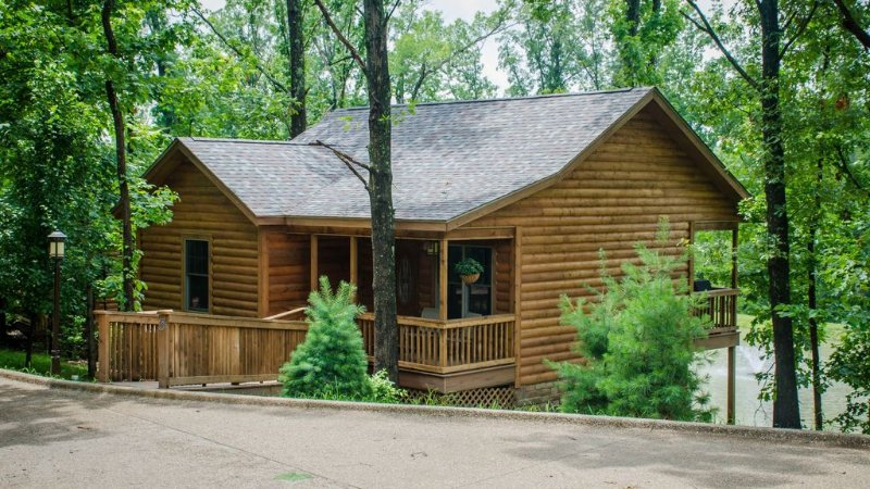 Wine Trail Cabin, 2015 Built, Carbondale, Southern IL - Giant City State Park, casa vacanza a Murphysboro