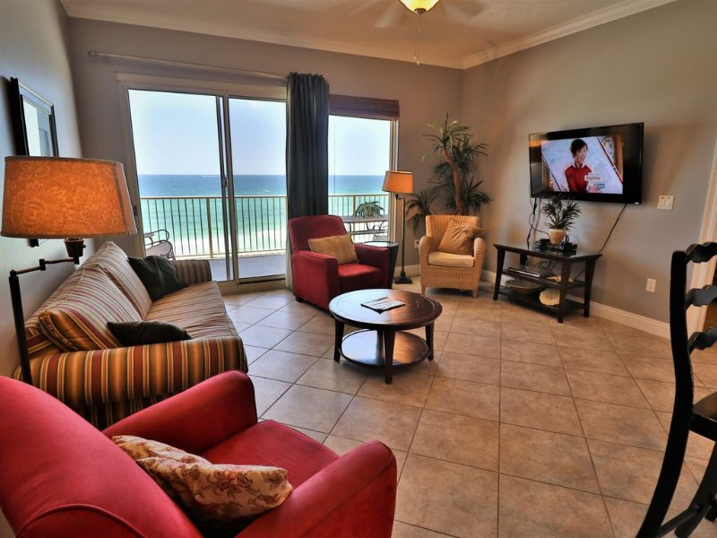 Treasure Island 2BR 5th floor ****FREE BEACH CHAIRS INCLUDED, vacation rental in Panama City