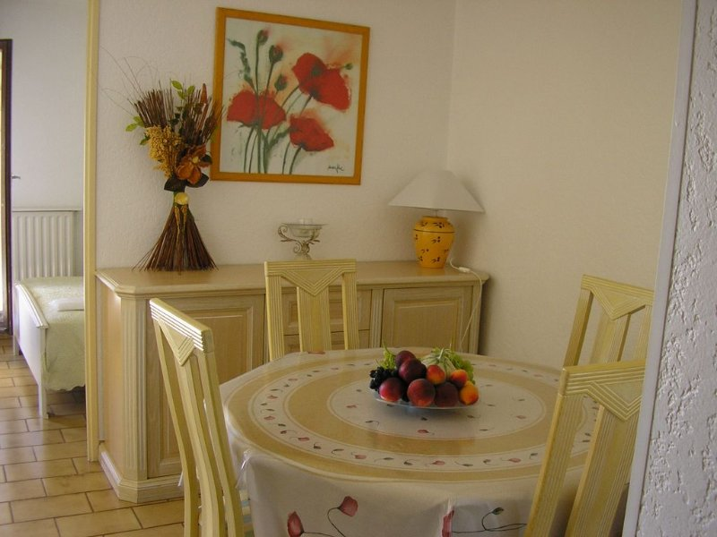 apartments - 2 rooms - 3 persons, holiday rental in Agde