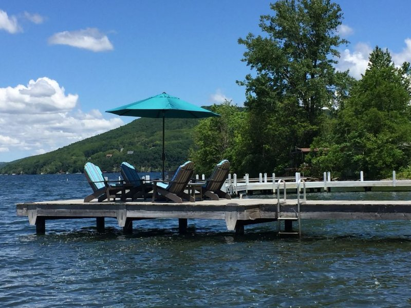 The dock is waiting for you!