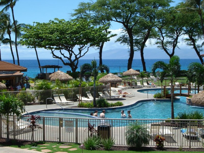 Exquisite Condo with an Awesome Ocean View Emerald 289, location de vacances à Lahaina